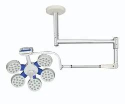 Series 3 - Ceiling Mounted Surgical Led Lights, Single Dome