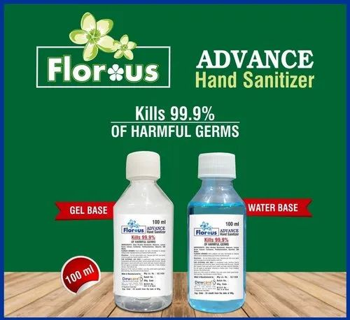 Florous Advance Hand Sanitizer 100 ml