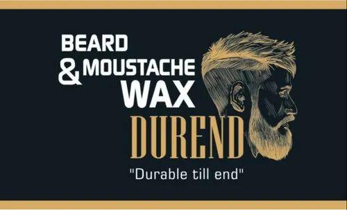 Durend Beard And Moustache Wax