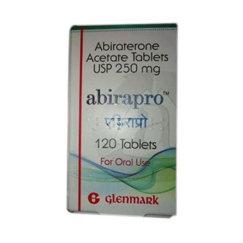 Abiraterone Acetate Tablets, Packaging Size:120 Tablets