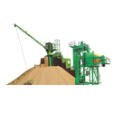 Scraper Concrete Batching Plants