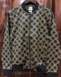Branded Zipper Jackets