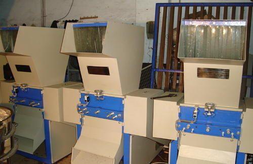 Waste Recycling Machine - Plastic Crushing Machine
