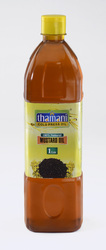 Cold Press Natural Mustard Oil, Packaging Type: Plastic Bottle