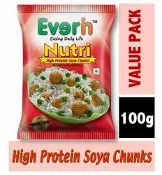 100gm Nutri High Protein Soya Chunk