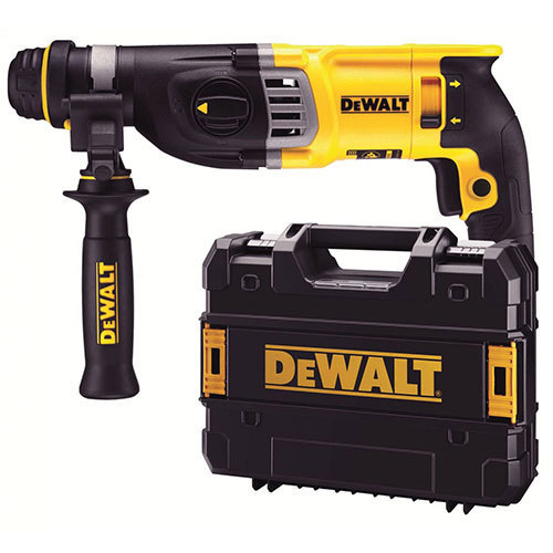 d25143 k dewalt sds plus hammer drill 28mm power 900 w. Black Bedroom Furniture Sets. Home Design Ideas