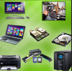 Computer Monitor Repairing Services