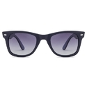 Blue Sides Wayfarer Sun Goggles