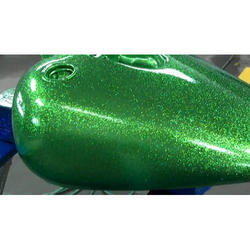 Decorative Metal Flake Paint Sparkle Finish