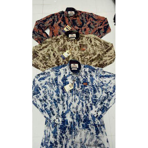 2222ded18 Printed Men's Funky Shirts, Rs 330 /piece Zaid Garments | ID ...