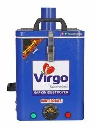 VIRGO Sanitary Napkin Burning Machine Home Basic - NANO