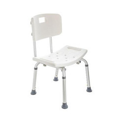 Height Adjustable Anti- Slip Shower Chair