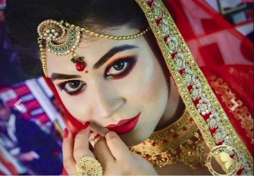 Bridal Makeup Package Service In