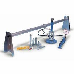 Plate Bearing Testing Apparatus