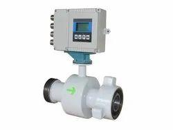 Square Display - Electromagnetic Flow Meter