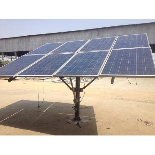 Solar Pump Structure
