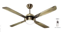 Avion Antique Brass Ceiling Fan