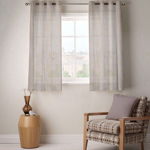 Short Window Curtain
