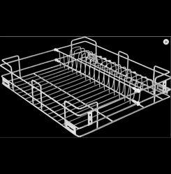 SS Kitchen Cabinet Basket