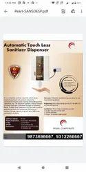Automatic Hand Sanitization Dispenser