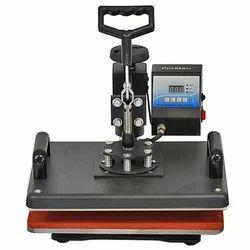 Automatic T Shirt Printing Machine Flat 15*15, Print Area: 15 x 15 Inches