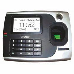 Zicom Biometric Time & Attendance System, Z.ac.r.bio.m8.ta