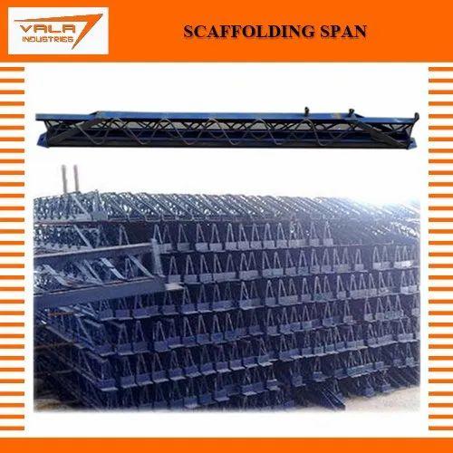 Scaffolding Adjustable Span