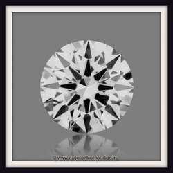 1,23 Tcw Color E Clarity Vvs2 Lab Grown CVD Polish Diamond