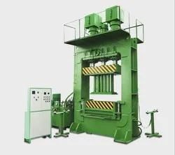 Double Mould Type Coco Peat Grow Bag Machine