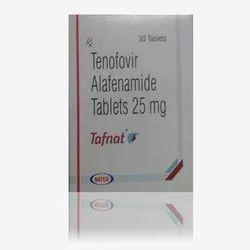 Tenofovir Alafenamide 25mg Tablets