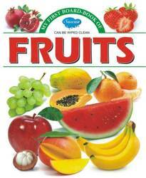 My First Board Book Fruits