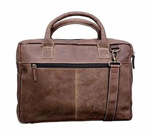 697be70982fd Buff Bag - Leather Laptop Messenger Bag Manufacturer from Udaipur