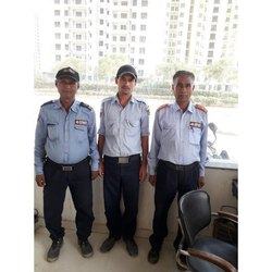 Unarmed Bank Security Services, Local