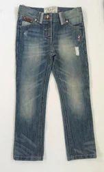All Denim Girl's Jeans