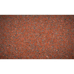 Thick Slab Ruby Red Granite, 10 mm