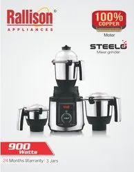 Stainless Steel Rallison Steelo Mixer for Restaurant