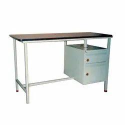 Rectangular Mild Steel Office Table