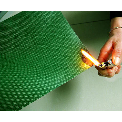 41ca208b5861 Green Fire Resistant Fabric Cloth