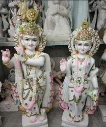 Fancy Lord Radha Krishna Statue
