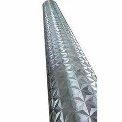 Mild Steel Glass Embossing Roller