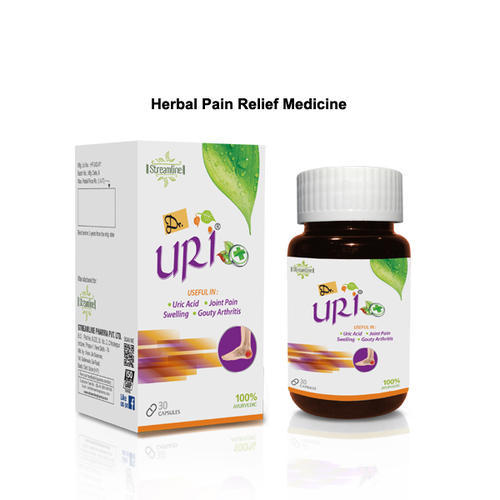 Herbal Medicines - Herbal Pain Relief Medicine Manufacturer from