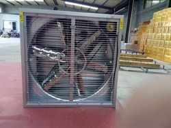 Green House Exhaust Fan