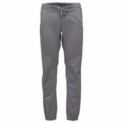 Grey Mens Jogger Pant