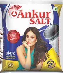 Ankur Free Flow Iodised Salt