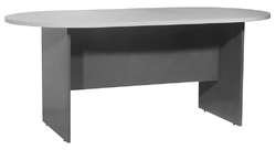 D Shape Writing Table (1800 mm)
