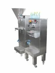 Semi Automatic Sanitizer Liquid Filling Machine