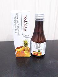 Vitvrol- 100 Ml Syrup