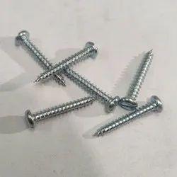 6 x 25 mm pan Steel Screw