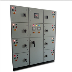 Three Phase Industrial Capacitor Panels