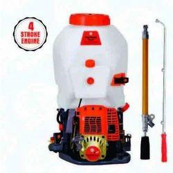 Alap 4 Stroke Petrol Engine Operated Super Power Knapsack Sprayer ASP-4S